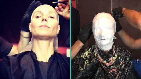 VIDEOS Heidi Klum prépare déjà son costume d'Halloween et ça s'annonce encore surprenant!