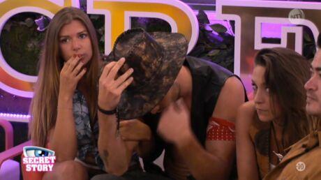 Secret Story 10: de retour, Mélanie fait stresser les habitants comme des rats de laboratoire