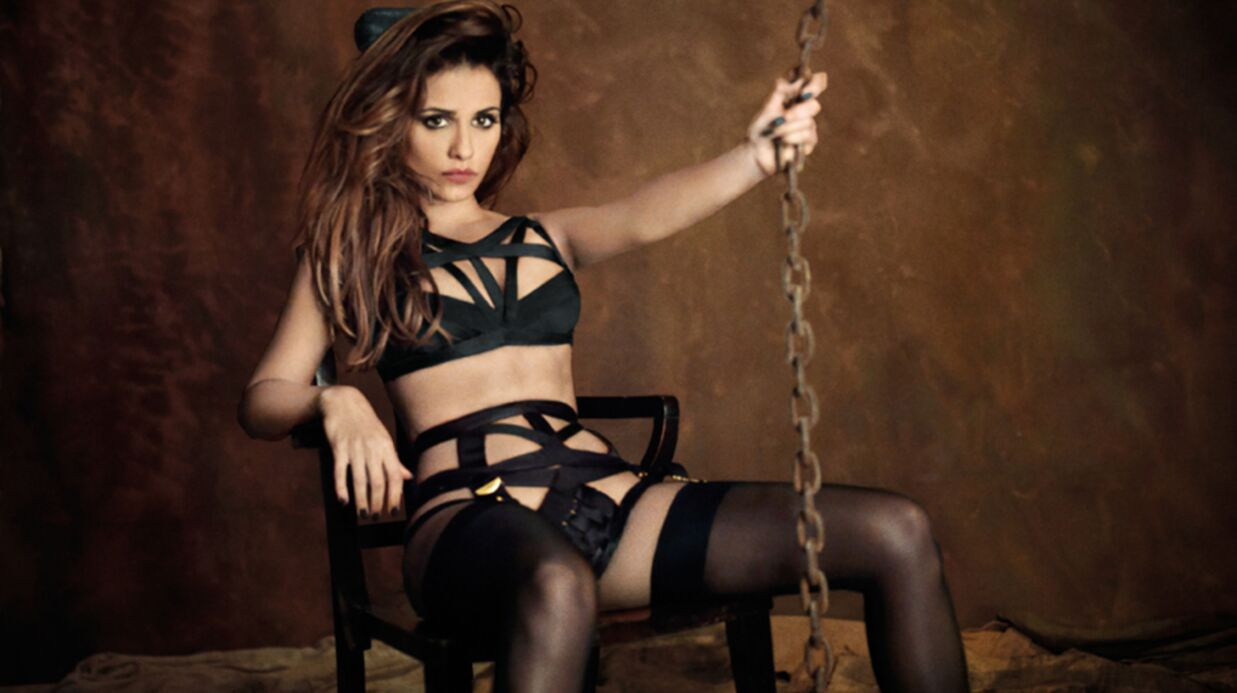 VIDEO Monica Cruz égérie d'une marque de lingerie, c'est hot!