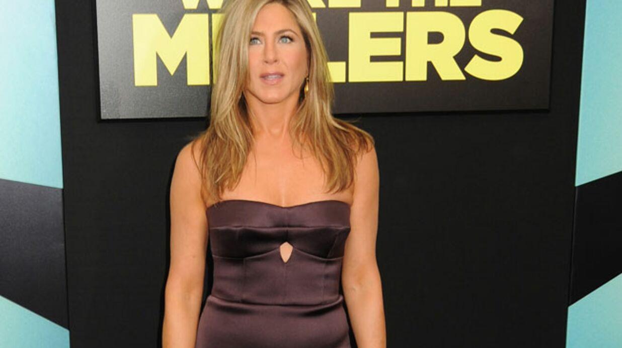 Jennifer Aniston n'a pas aimé embrasser Will Poulter