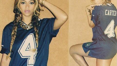 PHOTO Beyoncé poste encore une photo ambiguë sur Instagram