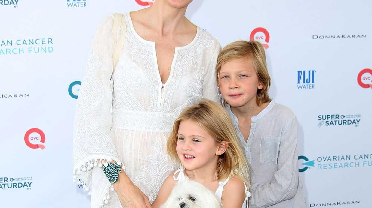 Kelly Rutherford accusée d'avoir kidnappé ses enfants par son ex-mari!