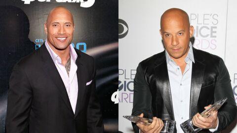 Fast and Furious: la production révèle que Dwayne Johnson était en fait furieux contre Vin Diesel