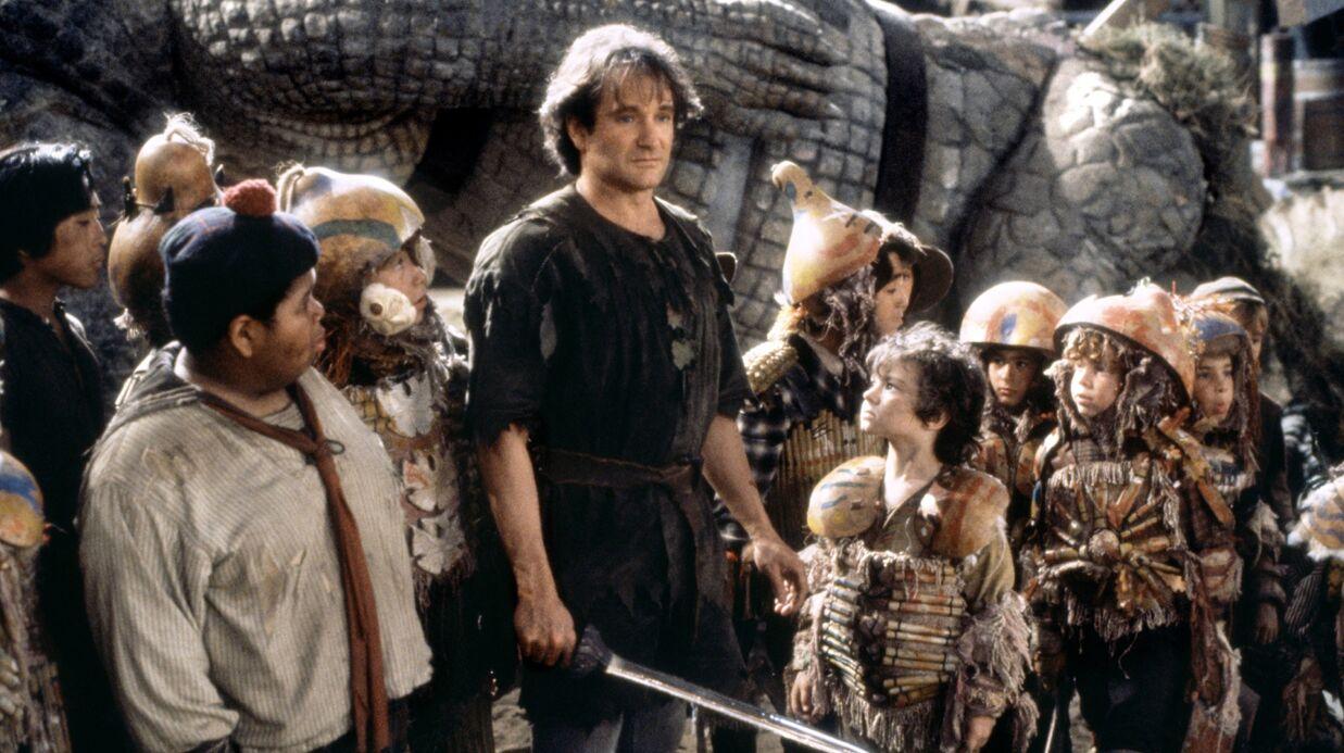VIDEO Hook: 25 ans après, les Enfants perdus se retrouvent en hommage à Robin Williams