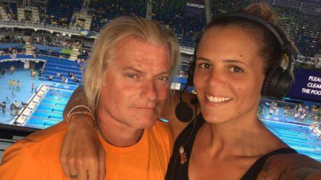 VIDEO Philippe Lucas fait une blague douteuse à Alexandre Boyon: Laure Manaudou pliée en deux