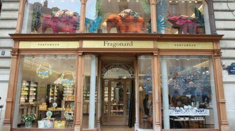 A la découverte de la nouvelle boutique Fragonard …
