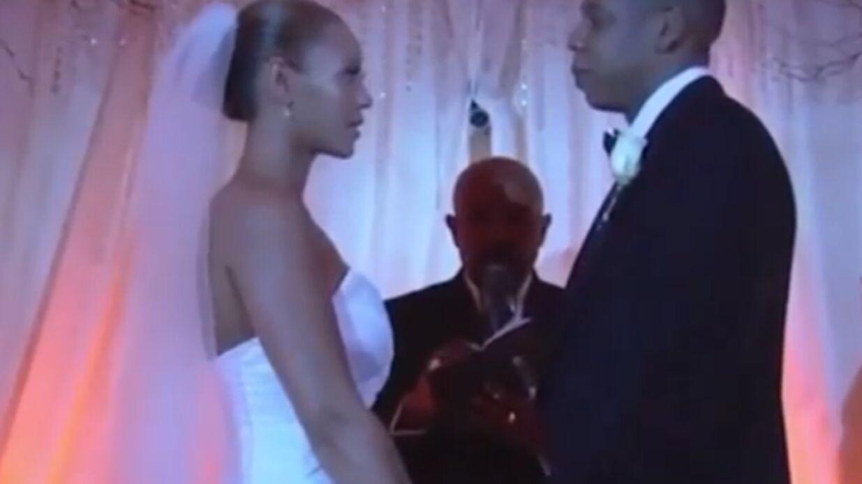 Jay-Z dévoile des images de son mariage avec Beyoncé