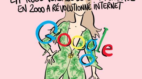 Louison a croqué: Jenifer Lopez à l'origine de Google Images