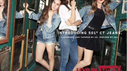 Saga de marque: les jeans Levi's