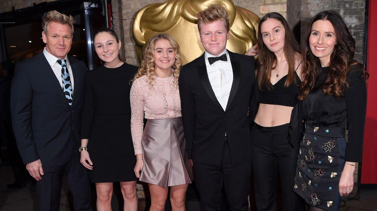 L'immense fortune de Gordon Ramsay dévoilée: le chef ne la léguera toutefois pas à ses 4 enfants