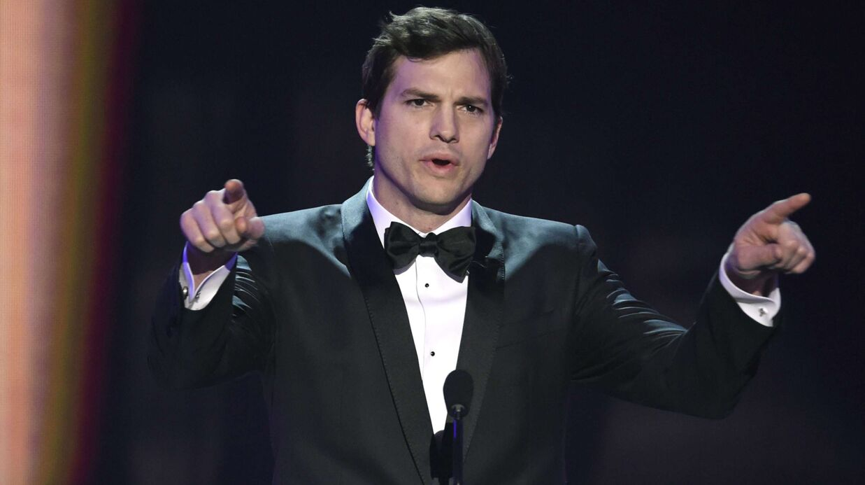 Ashton Kutcher s'exprime sur son infidélité pendant son mariage avec Demi Moore
