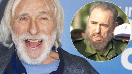 Pierre Richard raconte son étrange soirée avec… Fidel Castro