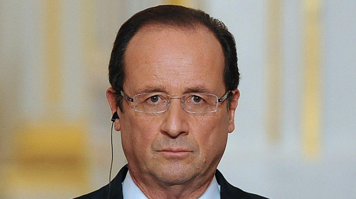 François Hollande porte plainte… pour des miettes de pain