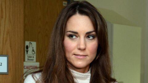 Kate Middleton de nouveau malade!:(