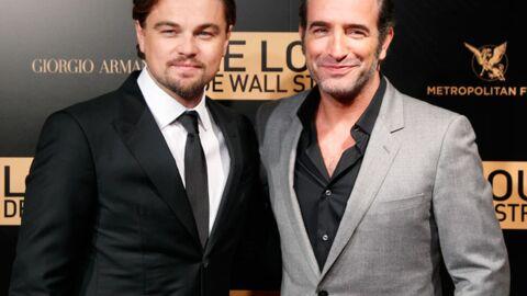 PHOTOS Leonardo DiCaprio et Jean Dujardin, un duo complice à Paris