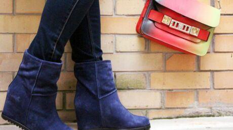 MarieLuvPink vous aide à choisir des chaussures chaudes pour cet hiver