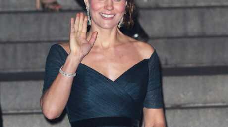 PHOTOS Kate Middleton éblouissante dans une robe déjà portée… deux fois!