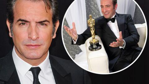 Jean Dujardin prêt à rendre son Oscar pour prouver qu'il n'a pas pris la grosse tête