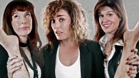 L'affiche des Infidèles détournée pour un film de filles