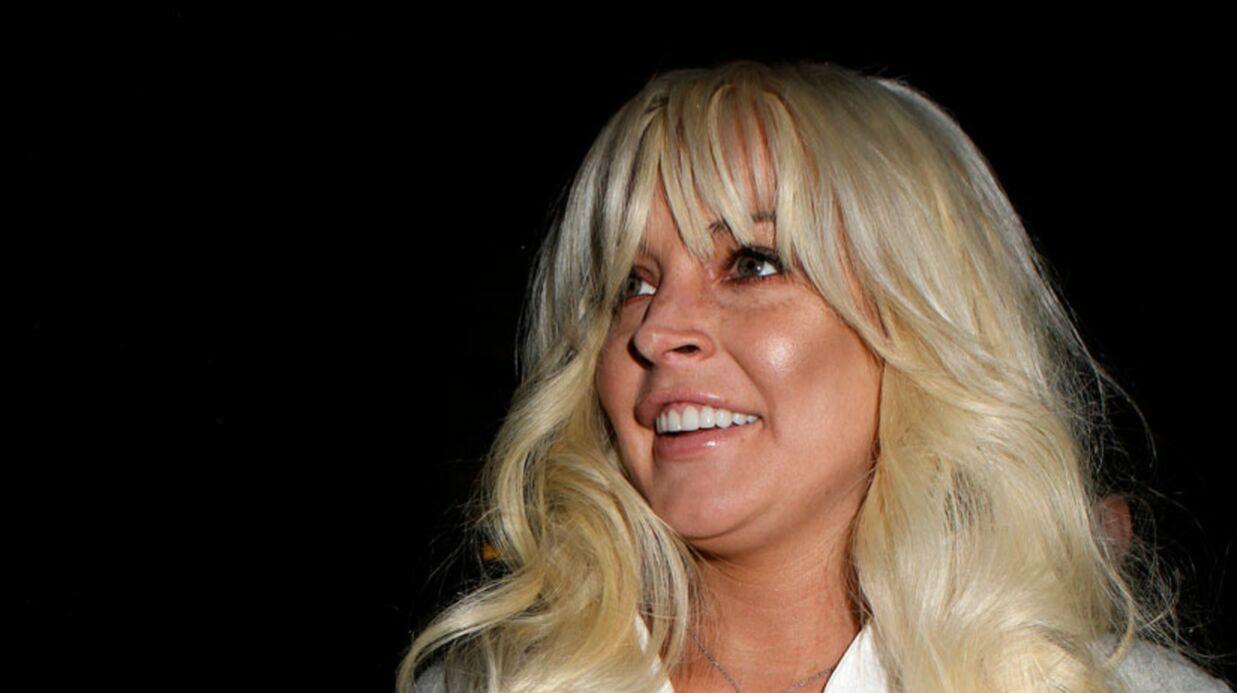 PHOTOS: Lindsay Lohan au Gala de l'amfAR: que lui est-il arrivé?