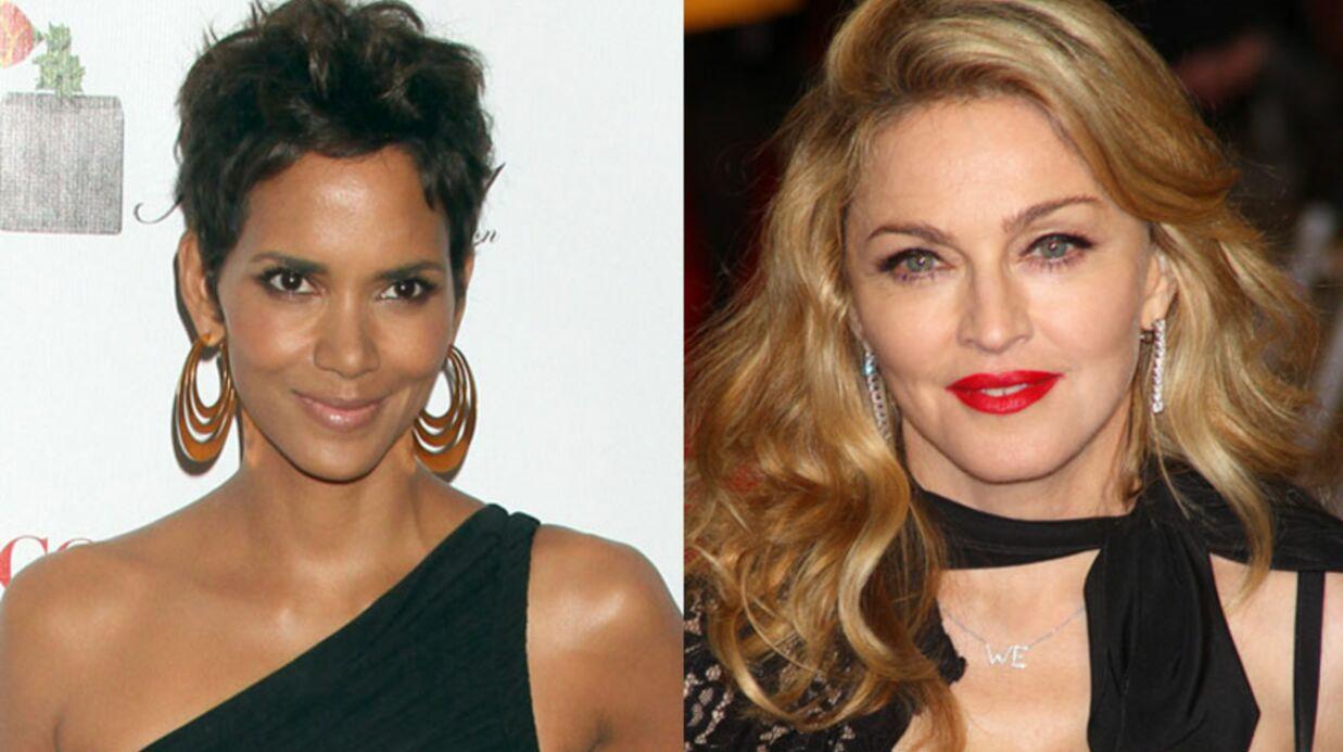 Le harceleur de Madonna et Halle Berry s'est échappé de l'asile