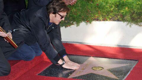 PHOTOS Paul McCartney inaugure son étoile à Hollywood