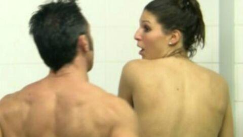 Laury Thilleman nue dans Splash