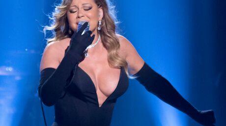 PHOTOS Le décolleté ravageur de Mariah Carey pour la cérémonie des BET Honors