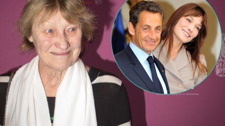 Si Nicolas Sarkozy revient au pouvoir, Carla Bruni continuera de chanter selon sa mère