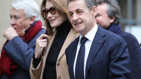 Carla Bruni: son prochain album retardé à cause de Nicolas Sarkozy
