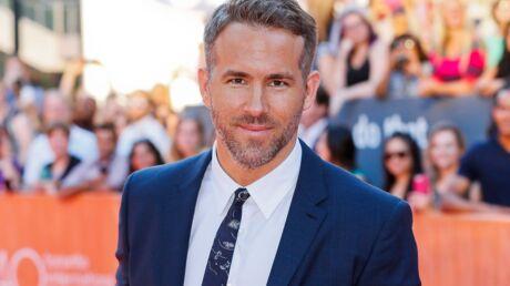 Ryan Reynolds élu «papa le plus sexy de l'année» par le magazine People