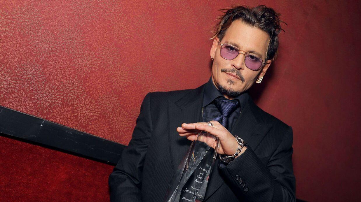 Johnny Depp: ruiné, le comédien veut construire des tunnels souterrains pour relier ses maisons