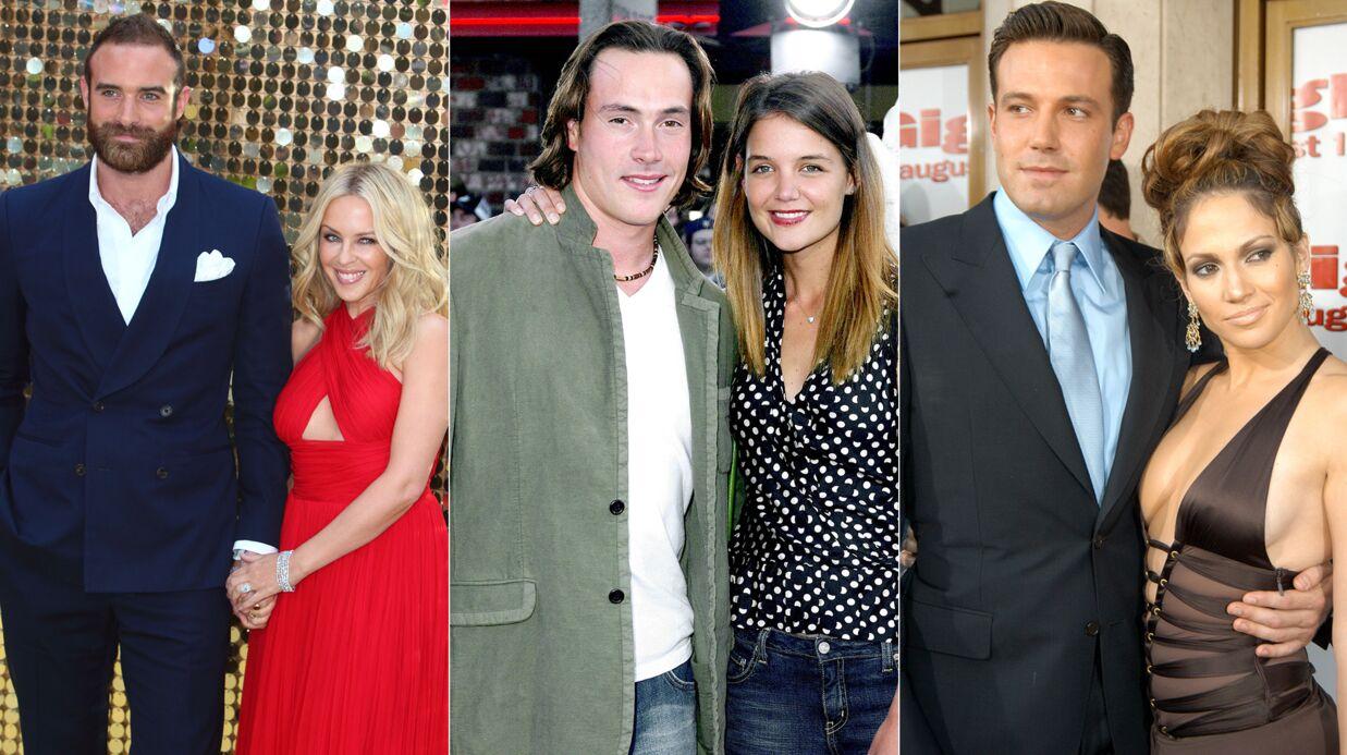 PHOTOS Ces couples de stars qui se sont séparés avant leur mariage