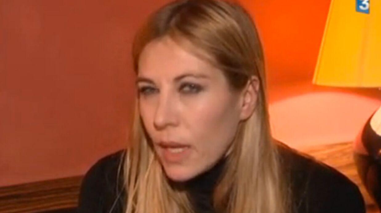 VIDEO Mathilde Seigner trouve qu'elle gagne trop d'argent