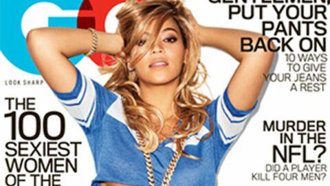 PHOTO Beyoncé en petite culotte en couv de GQ