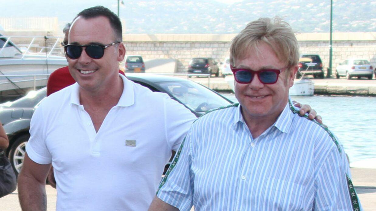 Elton John papa pour la deuxième fois!