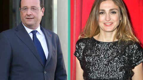 François Hollande en colère après les révélations sur une liaison avec Julie Gayet