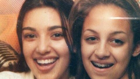 PHOTO Kim Kardashian poste un cliché d'elle adolescente avec Nicole Richie