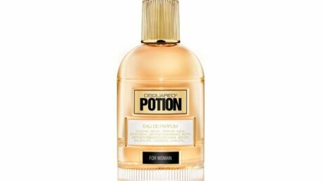 Potion for Woman, la recette de séduction de Dsquared2