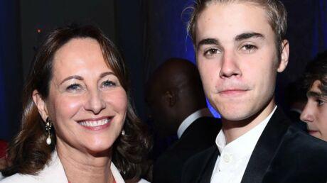 Twitter se moque de Ségolène Royal après sa rencontre avec Justin Bieber