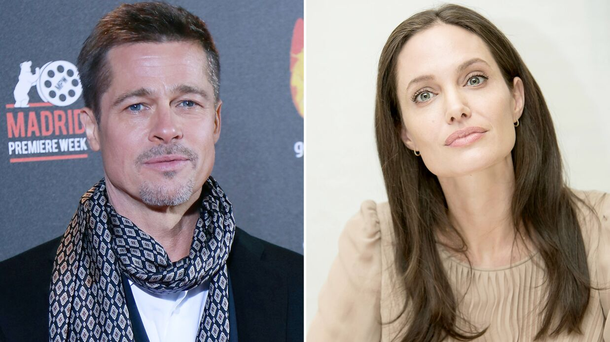 Brad Pitt et Angelina Jolie enfin d'accord sur leur divorce, du moins sur un point