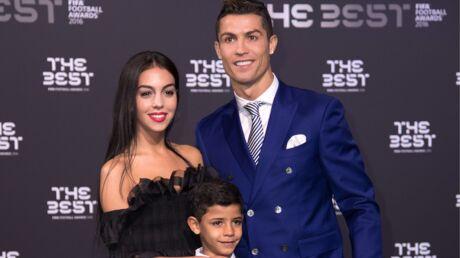PHOTOS Prix FIFA: Cristiano Ronaldo officialise avec Georgina, sa sexy chérie