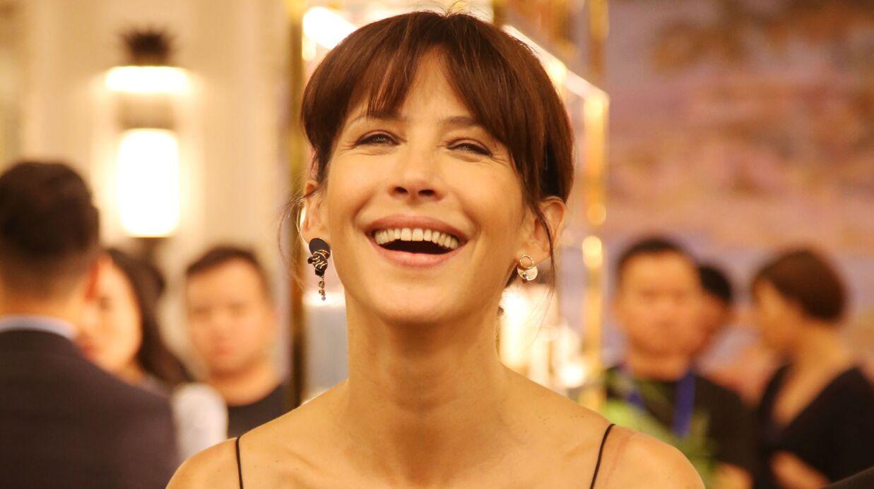 PHOTO Toujours à Macao, Sophie Marceau continue son show sexy