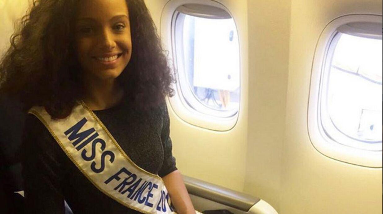 PHOTOS Retour triomphal en Guyane pour Alicia Aylies, Miss France 2017
