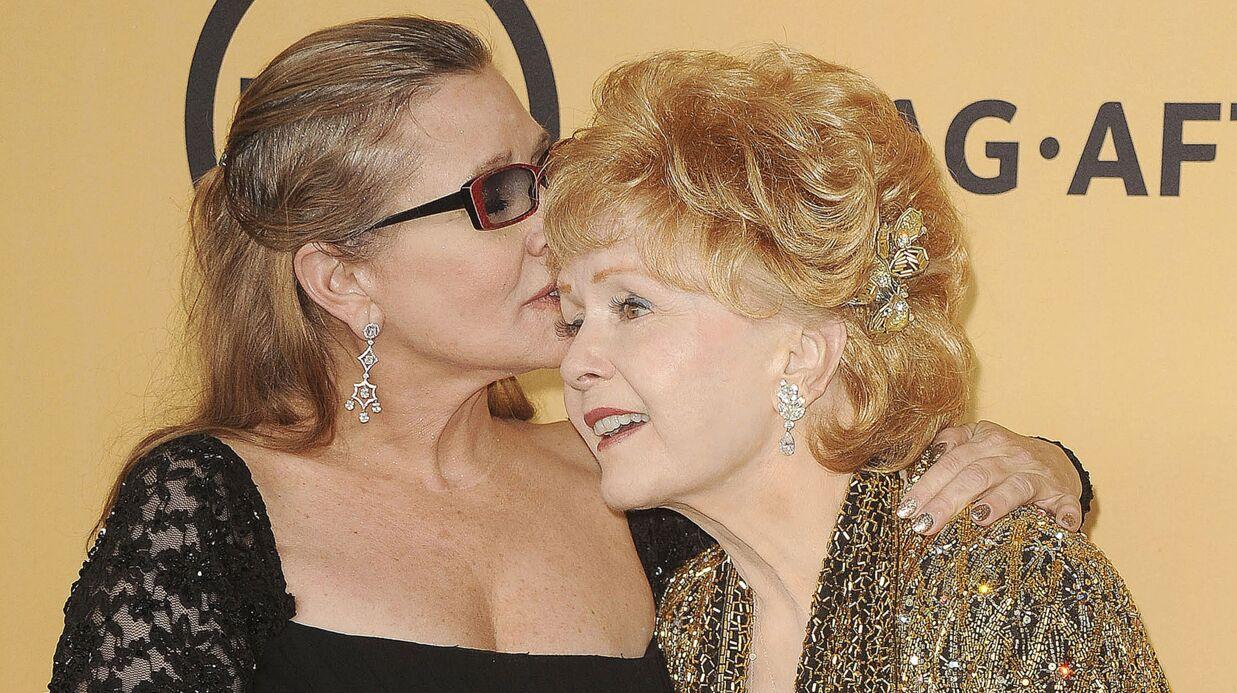 Carrie Fisher et Debbie Reynolds: les causes de leur mort dévoilées mais des questions demeurent