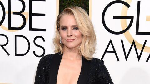 Kristen Bell: son astuce pour afficher un derrière parfait aux Golden Globes