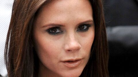 Victoria Beckham n'en peut plus de son ventre rond