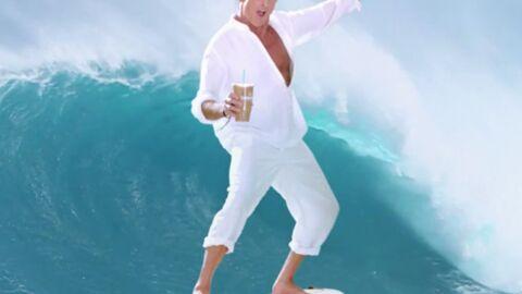 VIDEO David Hasselhoff s'autoparodie dans une publicité hilarante