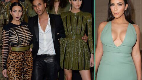 PHOTOS Kim Kardashian et Kendall font leur show à Paris pour la fashion week