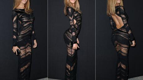 PHOTOS Zahia Dehar sulfureuse dans une robe noire transparente